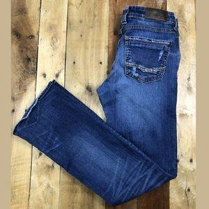 BKE Buckle Stella Boot Cut Jeans 28 R